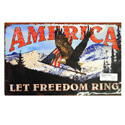 Let Freedom Ring Sign, SIGN35251