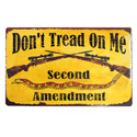 Second Amendment Sign, SIGN35252