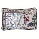 Arkansas Natural State Small Accent Pillow, SIHOP80AR