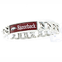 Arkansas Razorbacks Stretch Bracelet