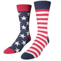 Vintage Flag Mens Socks