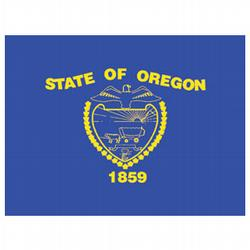Oregon Flag, SOR35P