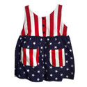 Stars & Stripes Girl's Dress