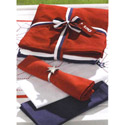 Patriotic Solid Napkins Set of 12, TAG430889