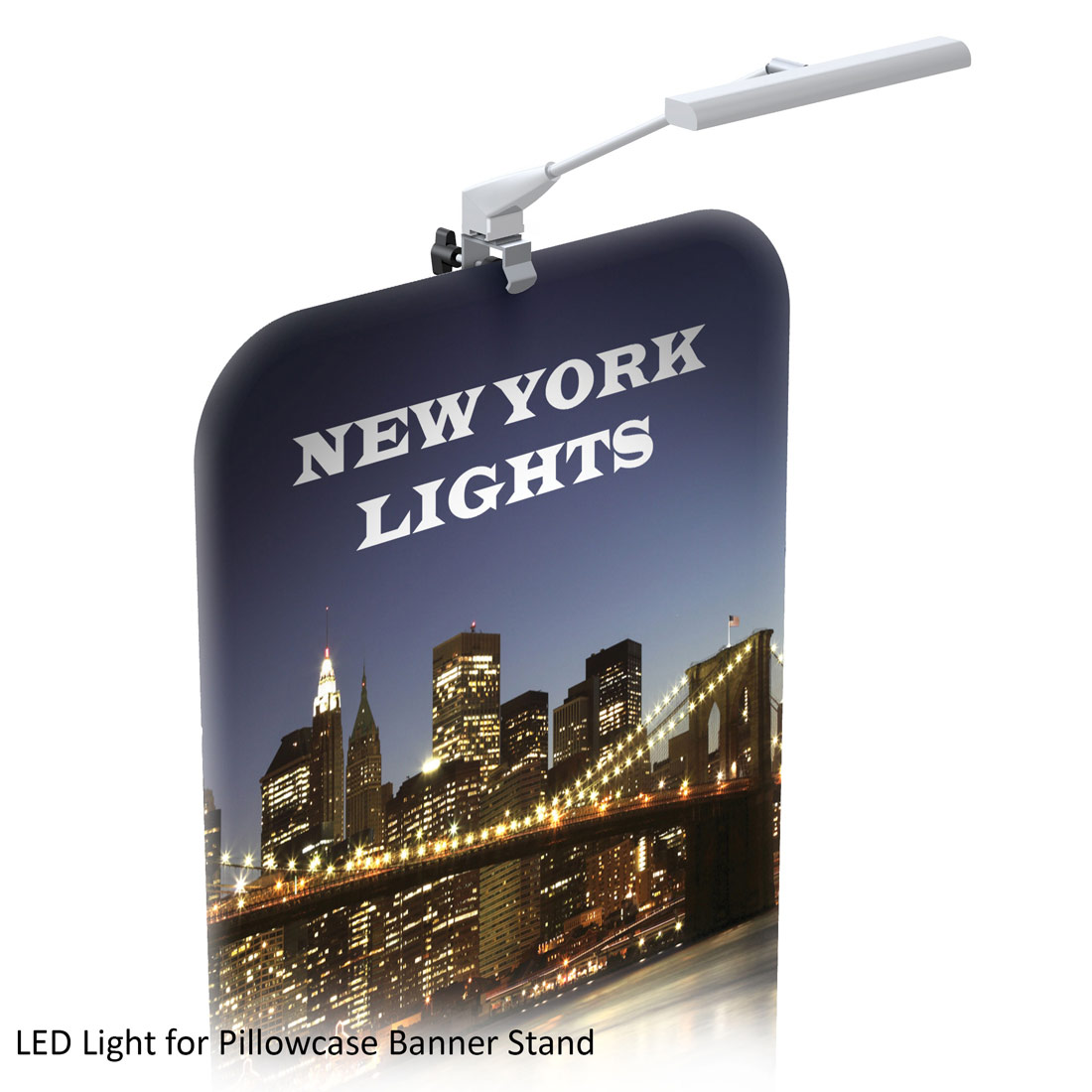 Led Light For Pillowcase Banner Stand
