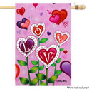 The Love Garden House Banner, TOL1010201H