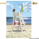 Pelican Post House Banner, TOL1010283H