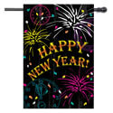 New Year Celebration House Banner, TOL1010536H