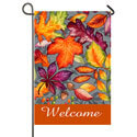 Autumn Welcome Garden Banner, TOL1110139G