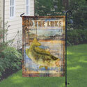 Welcome to the Lake Garden Flag, TOL119717G