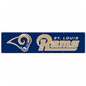 St Louis Rams Banner, TPABRM82