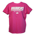 Arkansas Razorbacks Ladies T-Shirt