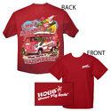 Arkansas Red Beach T-Shirt