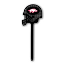 Arkansas Razorbacks Helmet Shaped Fly Swatter, TSA0170632
