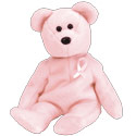 Cure Beanie Baby, TY40027