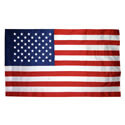 Premium American Flag with pole hem