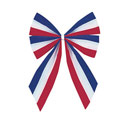 Outdoor Patriotic Bow
