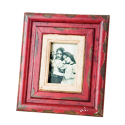 Red Wood Photo Frame, WIL692213