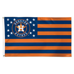 Houston Astros Stars and Stripes Flag, WINC02700115