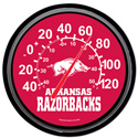 Arkansas Razorback Thermometer, WINC0800612