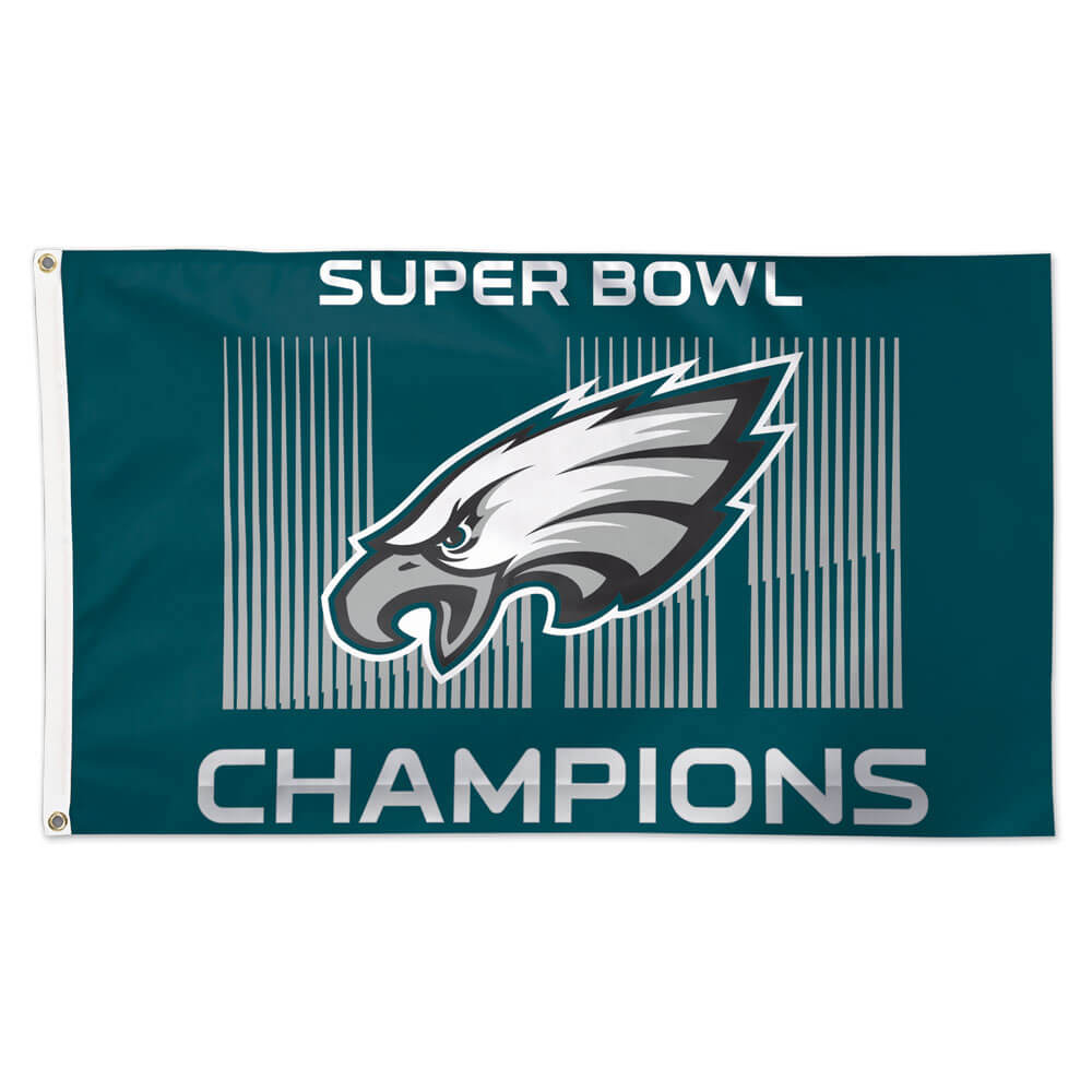 0d0f5c19b1a Philadelphia Eagles Super Bowl Champions Flag (3 ft x 5 ft)