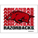 Razorback Ultra-cling Decal, WINC18091031