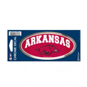 Razorback Chrome Decal, WINC25559014