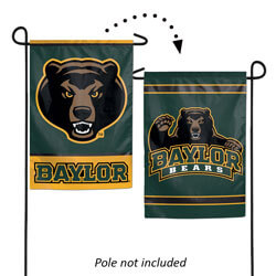 Baylor University Bears 2-Sided Garden Banner, WINC44389117G