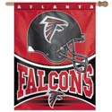 Atlanta Falcons banner, WINC57317541