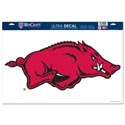 Arkansas Razorbacks Decal, WINC66279012
