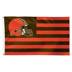 Cleveland Browns Americana Flag, WINC67241117