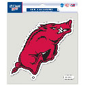 Razorback Die Cut Color Decals