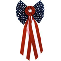 Stars and Stripes Bow, A247935