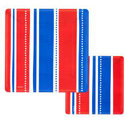 PatrioticColors Square Plates
