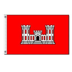 Army Chief of Engineers Flag, AACHOE23