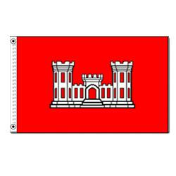 Army Corps of Engineers Flag, AACOE35