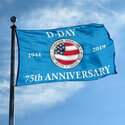 D-Day 75th Anniversary Flag, ADDAY35