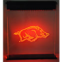 Arkansas Razorbacks Acrylic Light, AESOARALS