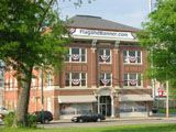 Headquarters of Arkansas' FlagandBanner.com located at 800 W. 9th St.