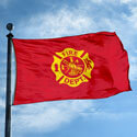 Fire Department Flag, AFIRE35