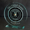 Air Force Large Round Clock, AGL7048AF
