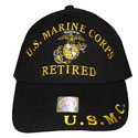 US Marines Retired Hat, AHAT00303