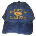 Property of Air Force Cap, AHATAFD