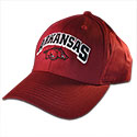 Arkansas Razorbacks Hat, AHATARKRTL