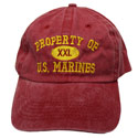 Property of Marine Cap, AHATMD