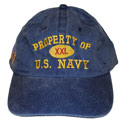 Property of Navy Cap, AHATND