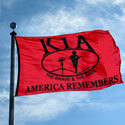 Killed In Action flag, AKIA35