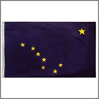 Alaska State Flags & Banners
