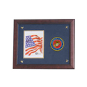 Marine Corps Medallion Picture Frame, ALF59006