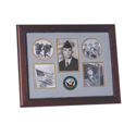 Navy Collage Frame, ALF59017